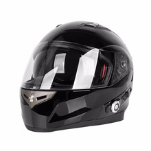 Top sale DOT Approved Double Visor Modular NFC Motorcycle Helmet With ABS709 Materail