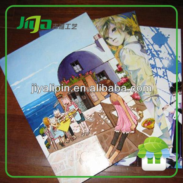Plastic/pp/pvc Book Cover