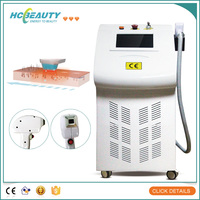 hot sale salon equipment 808nm laser handle / permanent hair removal / hair removal machine