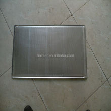 Stainless Steel Weld Tray