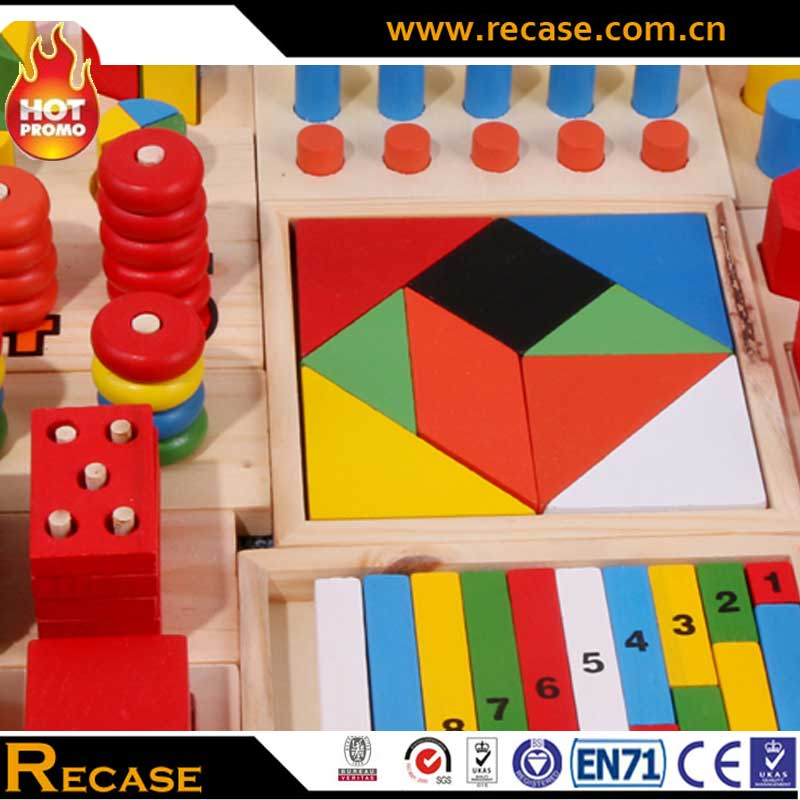 Montessori Educational Wooden Teaching Aids