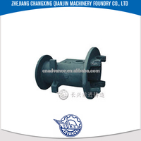 China NMRV forklift gearbox austempered ductile iron casting