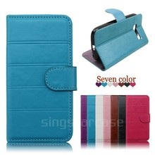 2014 New Fashion Design Wholesale Stand Wallet Flip Leather Case for Motorola Nexus 6