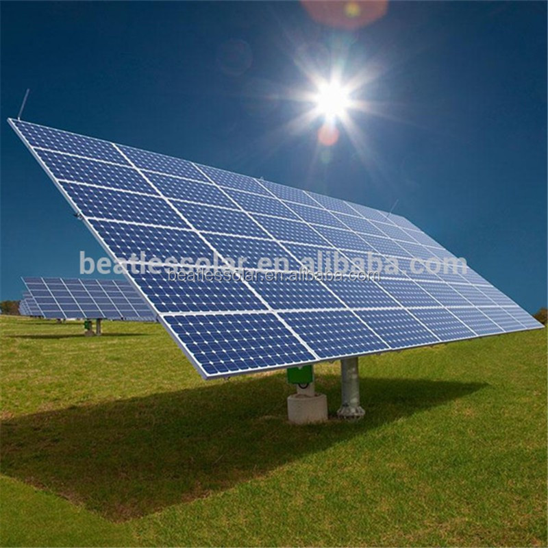 Green Energy Off Grid Photovoltaic Solar Panel Made In China
