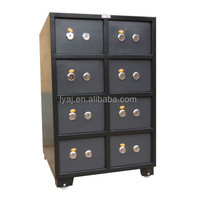 newest multi-door jewelry safe cabinet for home and office