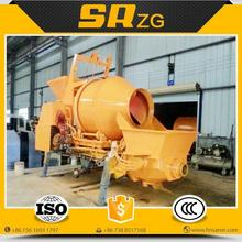 Top level best sell rotary concrete mixer pump