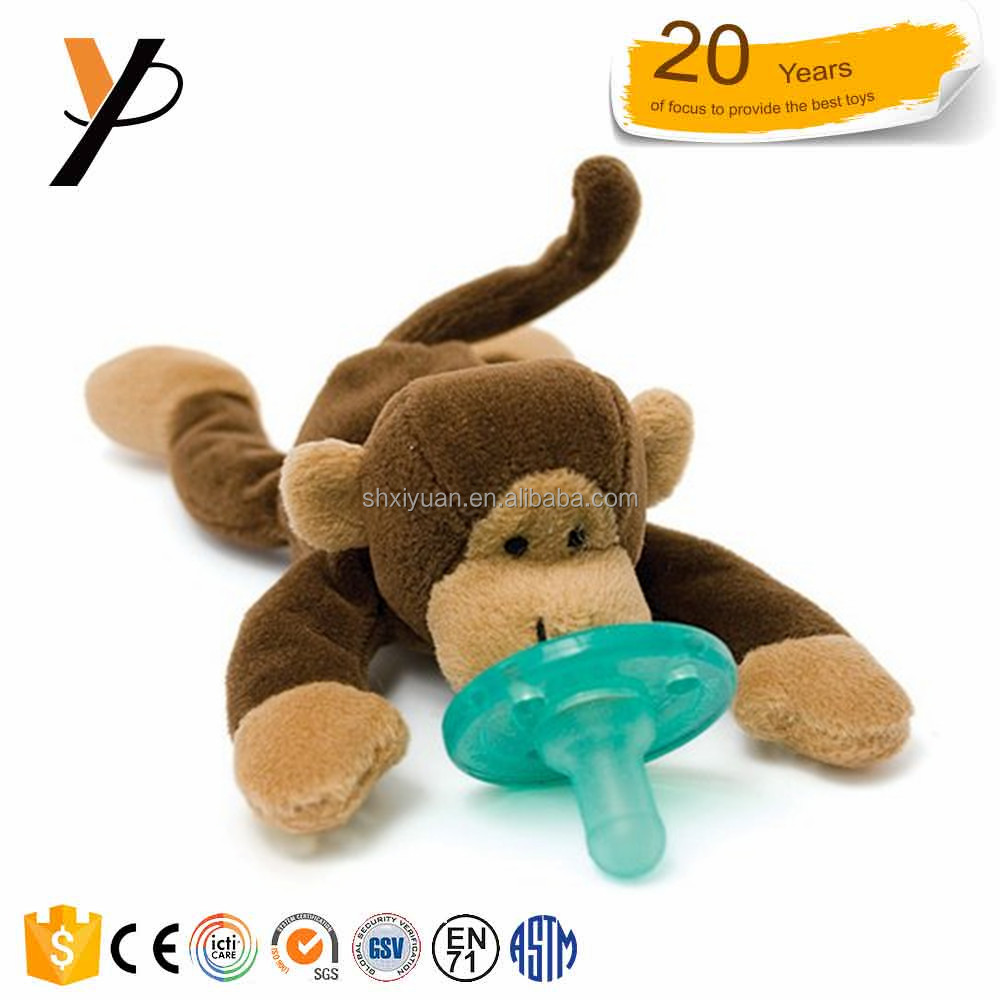 Whosale 1 year old baby soft giveaway animal gift toys baby souvenir gifts