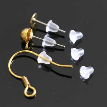 2017 Factory Hot Various Kinds Of Mixed Br Nickel Free Fingernail Earring Posts And Backs Jewelry