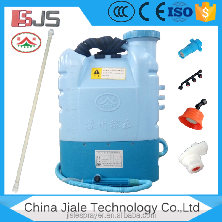 16l factory supplier air assisted airless sprayer