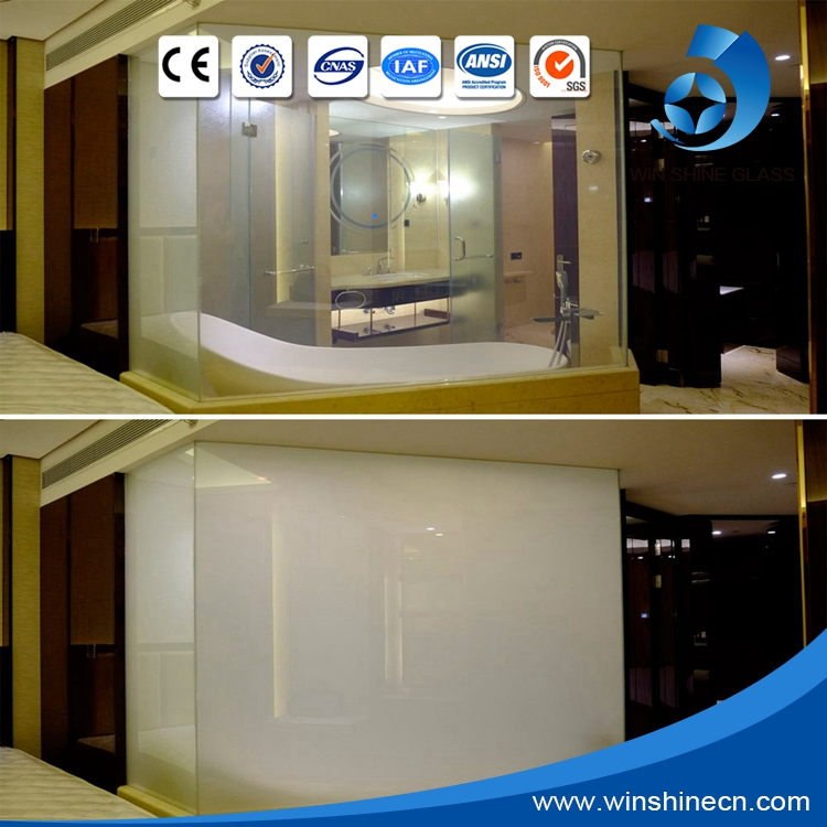 high-level smart film , pdlc tint window electric/magic glass film