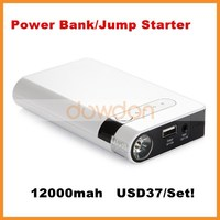 Jump Starter Road Start Rescue Pack 12V Peak 400A 20000mAh Car Battery Power Booster