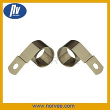 Mainspring for electric cable