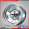 Chrome Sports Rims 4 Lug Hole Steel Wheel Rim 4x4 Jeep Wheels