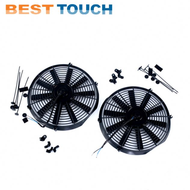 CRX CR-<strong>X</strong> 1.5L 1.6L 1988-1991 MT automotive parts <strong>16</strong>'' inch radiator electric fan for HONDA