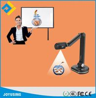 Scanner peripherals digital visualizer for meeting