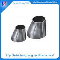 Factory direct sales All kinds of Pipe Fitting Black Carbon Steel Concentric Pipe Reducer Dimensions