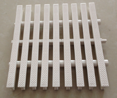 Swimming pool overflow grating plastic walkway grating for sale