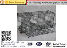 Professional strongest most durable and most effective Humane Live Animal Cage Trap - Combo Kit (Large, Medium)