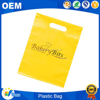 Online Shopping PE Material Packing Use Custom Printed Recyclable Plastic Shopping Bag