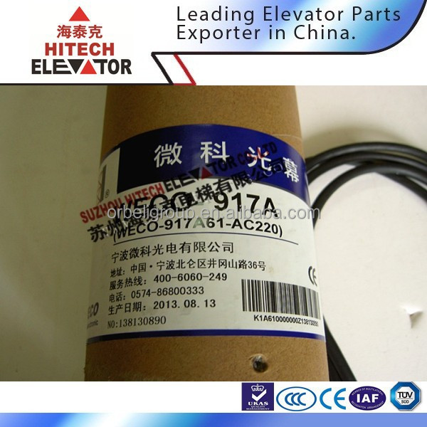 WECO elevator light curtain 917A/957A series