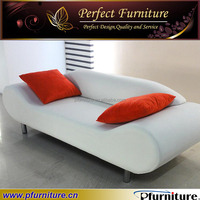 Simple design Modern Heated Leather Sofa PFS1512