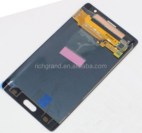 LCD +Touch Screen Digitizer assembly For Samsung Galaxy Note Edge N9150