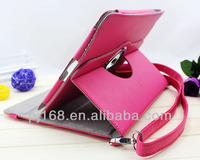 stylish leather cover case for ipad 3 tablet
