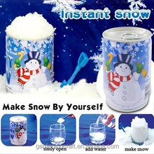 New Products 2017 Innovative Product Outdoor Instant Artificial Fake Snow Powder Spray