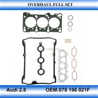 china auto parts imported automobiles & motorcycles C5 2.8 gaskets full set