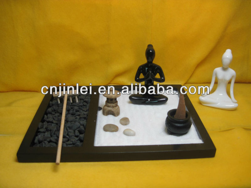 2013 Zen Meditation Rock Garden Set Relax