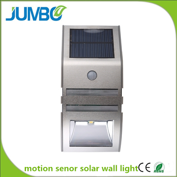 Designer Cheapest solar motion exterior wall light