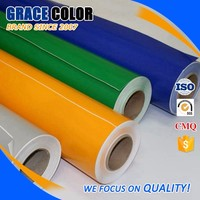 Color PVC Vinyl Film Computer Cutting Plotter Vinyl