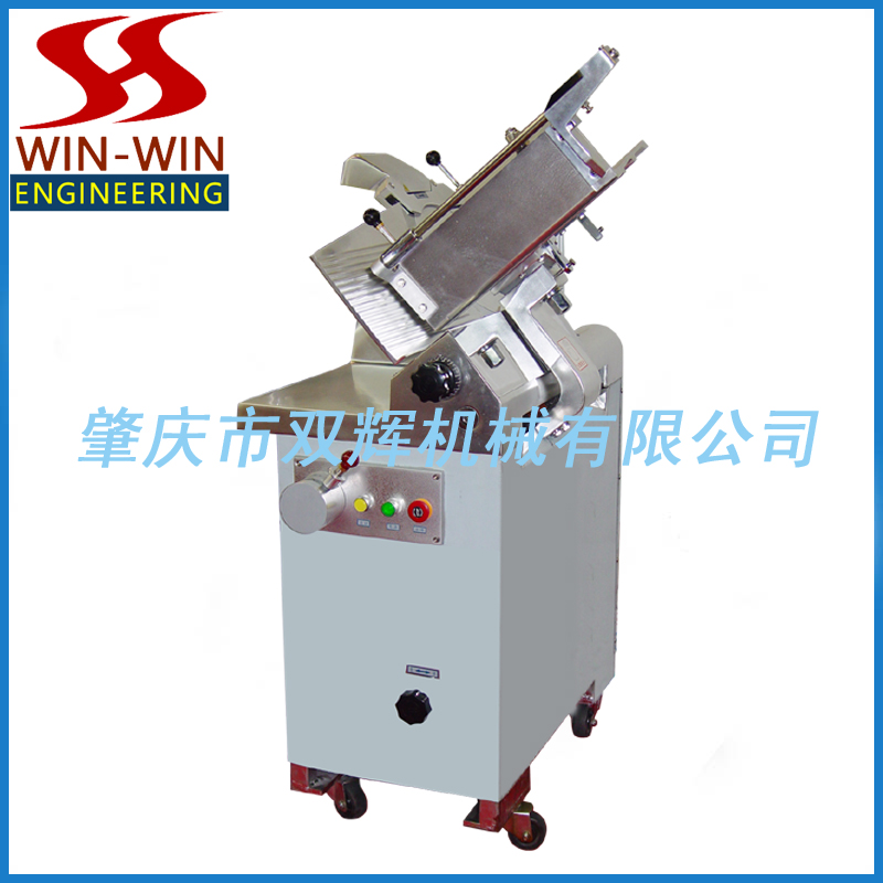 Full Automatic Meat Slicer/Frozen meat cutting machine