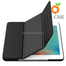Folio style magnetic slim smart cover sleep wake up case stand for ipad mini