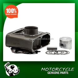Chongqing motorcycle 200cc water cooled cylinder kit/cylinder block kit for 200CC motorcyle engine parts