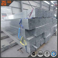 Erw welded carbon galvanized hollow section, square pre galvanized steel hollow section