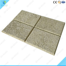 2016 Restaurant Project Sound Absorption Material Wood Wool Cement Board Soundproofing Panels
