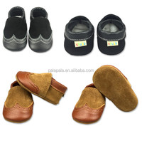 Genuine Leather Shoes For Babies Pre - walk Shoes
