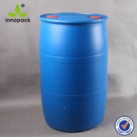 Plastic barrel 55 Gallon and 200L plastic pickle barrels for sale