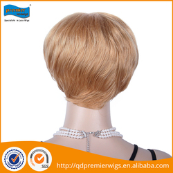 2016 new arrival modern style healthy lacr front wig packed in PVC plastic bag