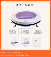 VC-350 as seen on tv robot vacuum cleaner ,rechargable robot vacumm cleaner household cleaner