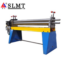 W11G-Manual Type easy operation small rolling machine,3 roller Sheet metal slip rolling machine