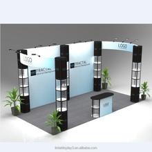 portable tradeshow booth for exhibition display ( LT-ZH012R)