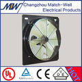 450mm~800mm Match-Well HVAC axial fan with AC motor