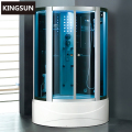 Guangzhou Luxury Acrylic Portable Massage And Steam Health Shower Cabin K-7058