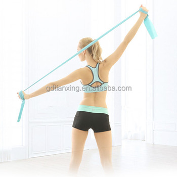 Rubber Health lifestyle resistance bands Aerobic Sport