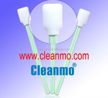 (hot)Disposable Large Head Cleanroom Foam Swabs for Hard Disk Driver Cleaning