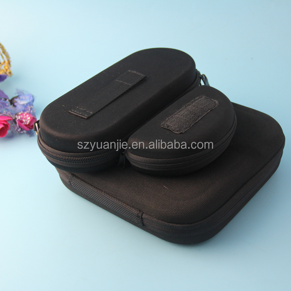EVA material custom equipment protective case with embossed logo