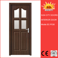 steel wooden door true style doors arabic style door SC-S036
