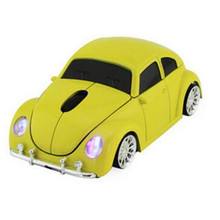 Fashion Sport Car shaped Wireless computer mouse model